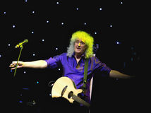Brian May sa predstavil po prvý raz na Slovensku spolu hviezdou londýnskeho West Endu, speváčkou Kerry Ellisovou a klaviristom Jeffom Leachom.