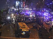 Ankara, výbuch