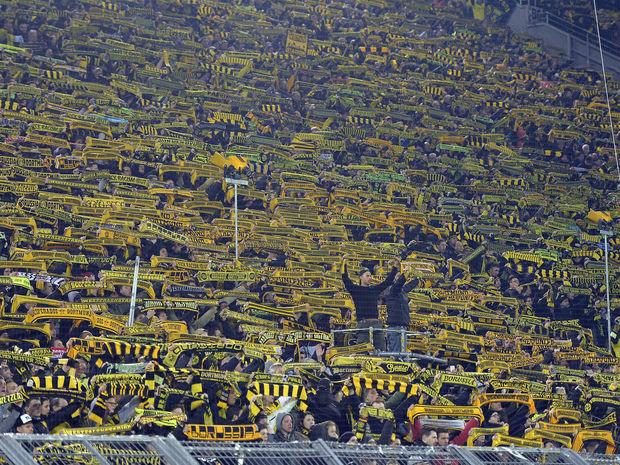 Borussia Dortmund, fanúšikovia