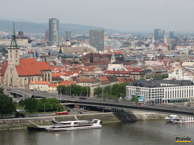 dom, byt, centrum, bratislava, svateho martina, katedrala