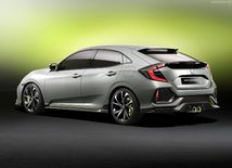 Honda Civic Hatchback Concept - 2016