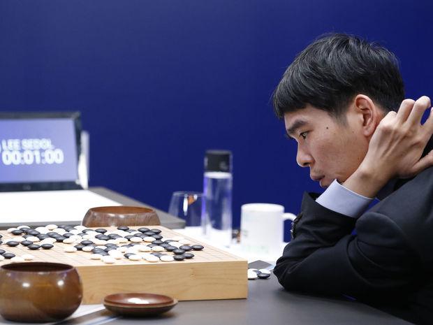 Lee So-dol, hra go, Južná Kórea, počítač vs. človek