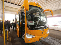 RegioJet, autobus