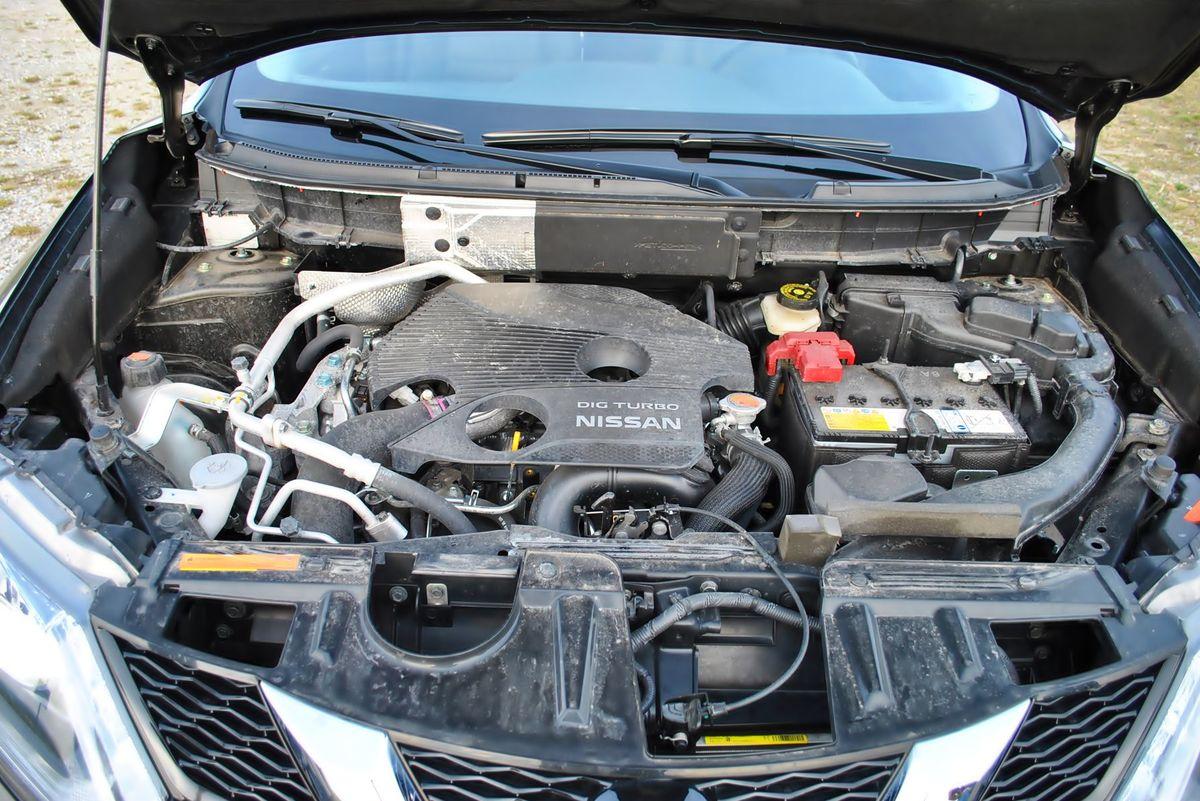 Benzínovému preplňovanému motoru DIG-T 160 chýba krútiaci moment. Jeho pozitívom je priaznivá spotreba.