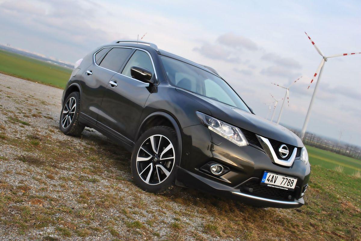 Nissan X-Trail je k dispozícii už aj s preplňovaným 1,6 litrovým benzínovým motorom DIG-T.