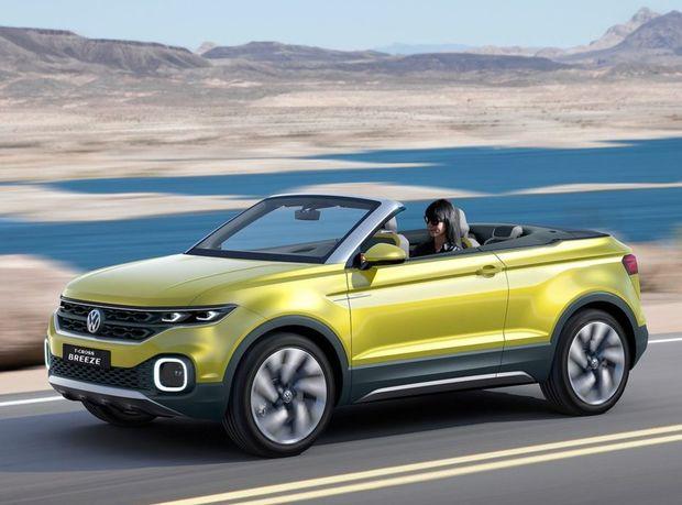 VW T-Cross ukazuje realistickú podobu nového malého SUV značky. Jeho základom sa má stať platforma nového Pola. Väčšia svetlá výška a plastová ochrana podvozku sľubujú aj jazdu mimo asfaltu.