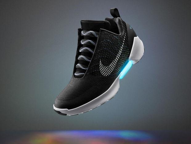 Nike, HyperAdapt, tenisky, topánky