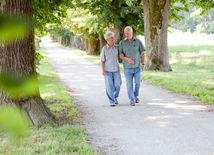 park, dôchodcovia