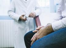 prostata, muž, pacient, lekár, vyšetrenie