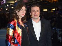 Jamie Oliver a jeho manželka Juliette ´Jools´ Norton