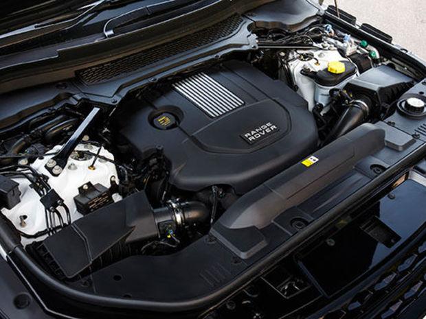 Vzhľadom na najazdené kilometre sú vraj najspoľahlivejšie motory Land Roveru.