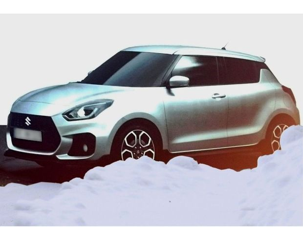 Suzuki Swift - 2016