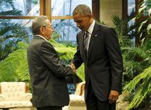 Barack Obama, Raúl Castro