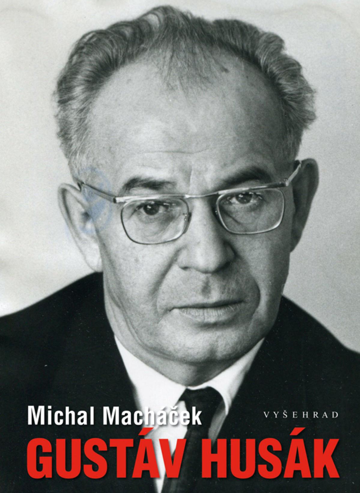 Obálka knihy Michala Macháčka.