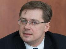 Michal Vašečka, sociológ.