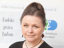 Sandra Pufflerová, riaditeľka Občan, demokracia a zodpovednosť