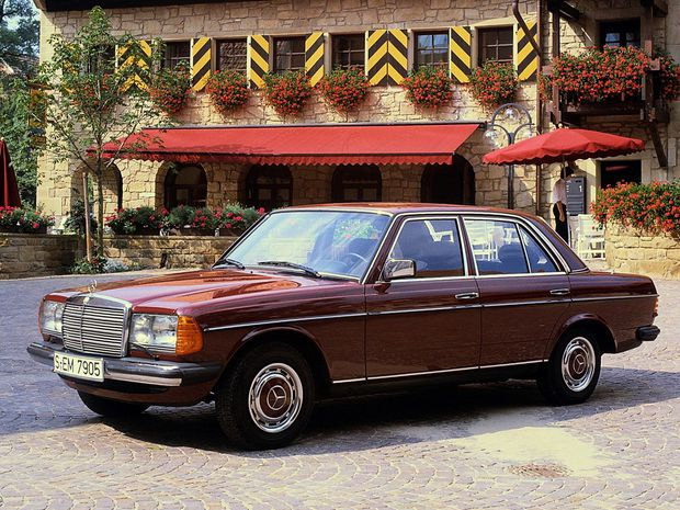 Mercedes-Benz W124 bol jedným z predchodcov súčasnej triedy E. Vyrábal sa v rokoch 1976 až 1986. Vzniklo neuveriteľných 2,7 milióna kusov.