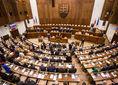 parlament, NRSR, ustanovujúca schôdza,