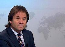 Expert na terorizmus Andor Šándor.