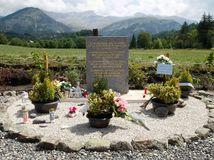 Germanwings, pomník, pamätník,
