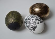 kraslice, veľká noc, veľkonočné vajíčka, vajíčka,
