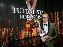 Futbalista roka 2015