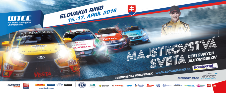 WTCC Slovakia Ring