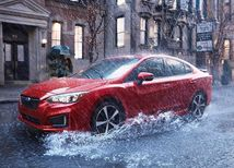 Subaru Impreza - 2016