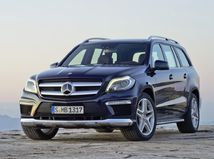Mercedes-Benz GL - 2013