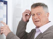 staroba, zabúdanie, demencia, Alzheimerova choroba