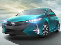Toyota Prius Prime - 2016