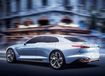 Hyundai Genesis New York Concept - 2016