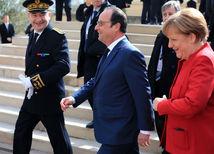 Francúzsko, nemecko, Merkelová, Hollande