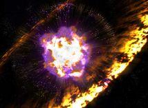supernovy, vesmír, kozmos