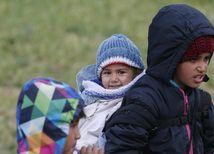 Grécko, deti, migranti, utečenci
