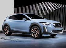 Subaru XV Concept - 2016
