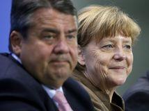 Merkelová, nemecko,