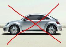 Volkswagen Beetle - 2015