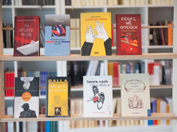 Na maďarský knižný trh sa vďaka hosťovaniu Slovenska na veľtrhu v Budapešti dostalo 40 titulov.