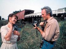 Meryl Streep a Clint Eastwood