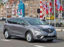 Renault - autonómny Espace