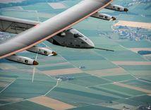 solárne lietadlo, švajčiarsko