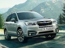 Subaru Forester - 2016