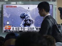 Severná Kórea, balistická raketa