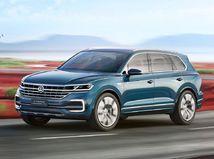 Volkswagen T-Prime GTE Concept - 2016