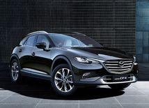 Mazda CX-4 - 2016