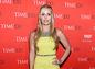 Lyžiarka Lindsey Vonn počas galavečera na oslavu vyhlásenia stovky najvplyvnejších ľudí sveta podľa magazínu Time v New Yorku.