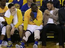 Golden State Warriors, Klay Thompson, Draymond Green, Stephen Curry