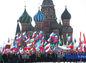 Rusko, prvý máj,