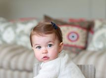 Britain Royals Princess Charlotte